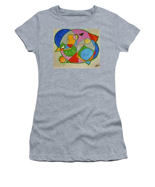 Abstract 89-001 Women's T-Shirt
