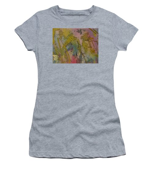 Abstract Doodle Women's T-Shirt