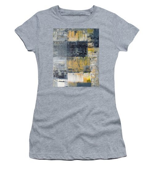 Abstract Painting No. 4 Women's T-Shirt (Athletic Fit)