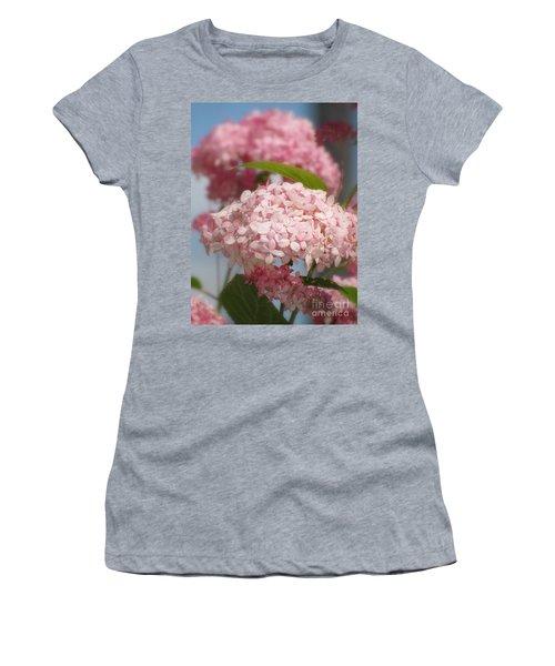 Aelise Women's T-Shirt (Junior Cut) by France Laliberte
