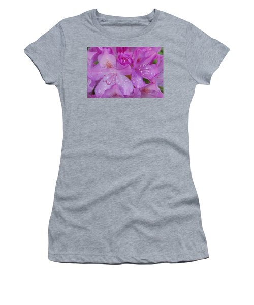 Women's T-Shirt (Junior Cut) featuring the photograph After The Rain by Aimee L Maher Photography and Art Visit ALMGallerydotcom