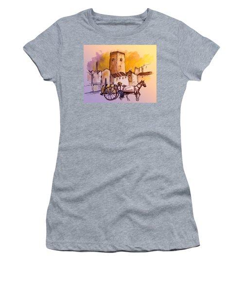 Alcazar De San Juan 01 Women's T-Shirt