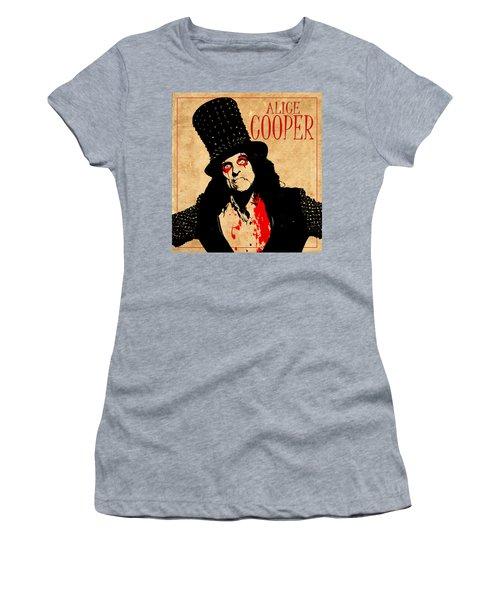 Alice Cooper 1 Women's T-Shirt