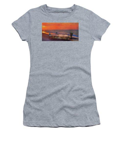 Alice's Topsail Island Tea Women's T-Shirt