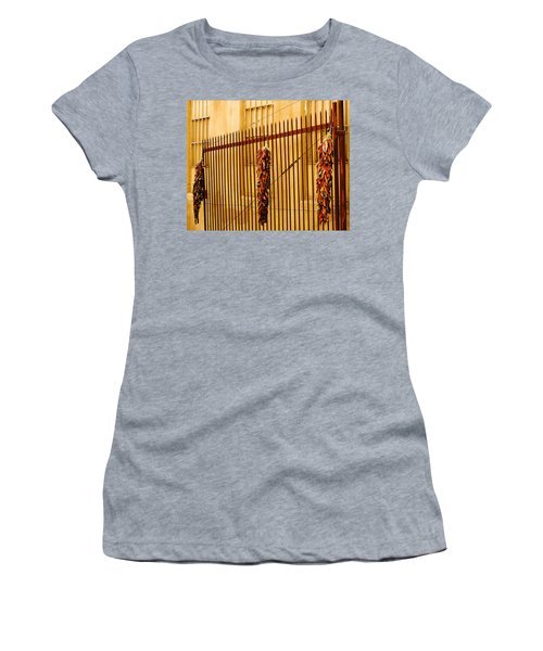 Alleys Of Taos Women's T-Shirt (Athletic Fit)