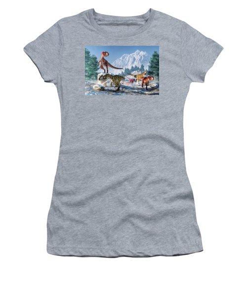 Allosaurus Pack Women's T-Shirt