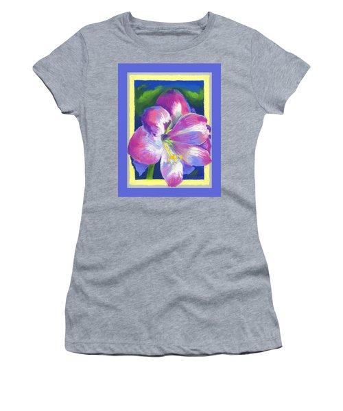 Amaryllis By Morning Women's T-Shirt