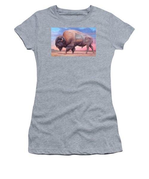 American Buffalo Women's T-Shirt