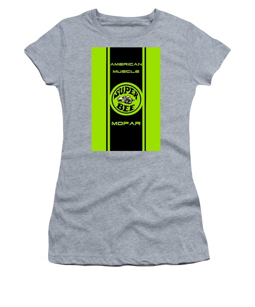 American Muscle - Mopar Women's T-Shirt (Athletic Fit)