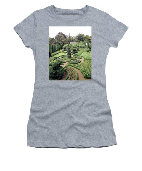 An Ornamental Garden Women's T-Shirt