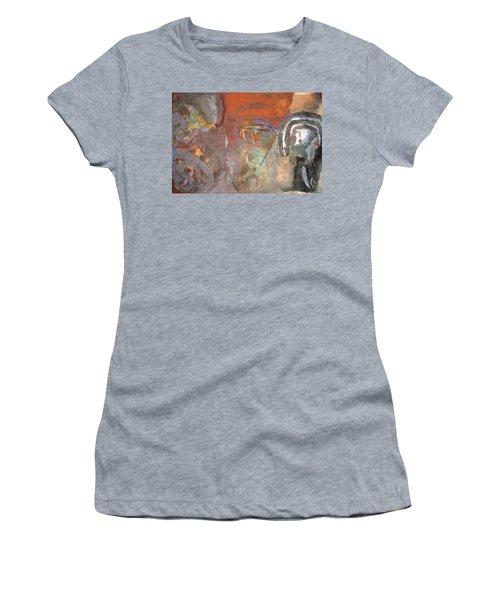 Ancient Orange Women's T-Shirt (Athletic Fit)