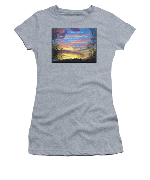 Angel's Blessing Women's T-Shirt