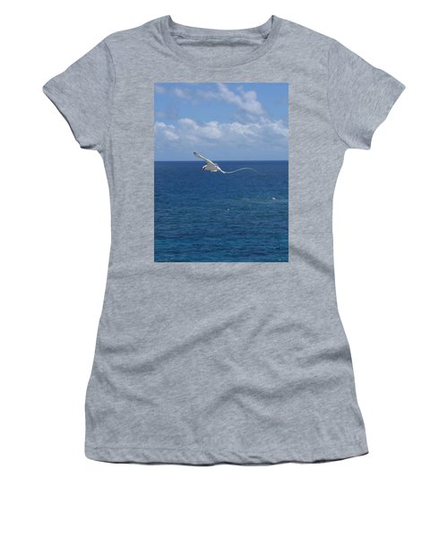 Antigua - In Flight Women's T-Shirt (Athletic Fit)