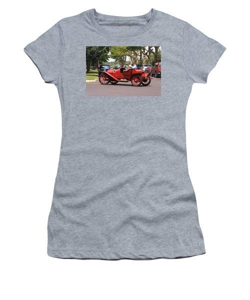 Antique Car Women's T-Shirt (Athletic Fit)