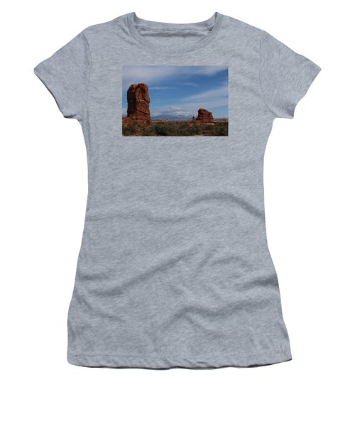 Arches National Monument Women's T-Shirt