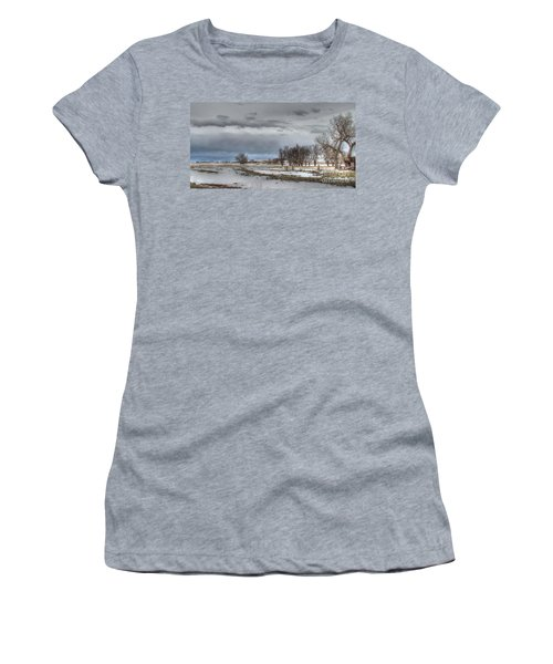 Ardmore Prairie Women's T-Shirt (Athletic Fit)