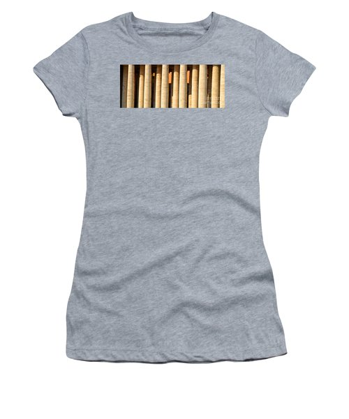 Arms Of St Peters Women's T-Shirt (Athletic Fit)