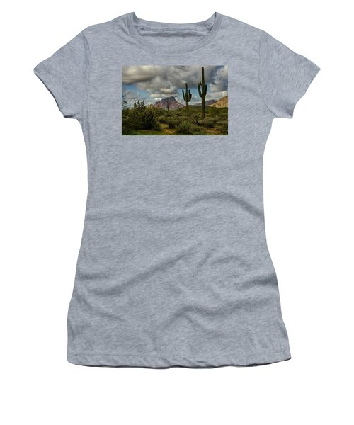 As The Clouds Pass By  Women's T-Shirt