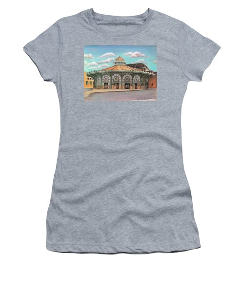 Asbury Park Carousel House Women's T-Shirt (Athletic Fit)