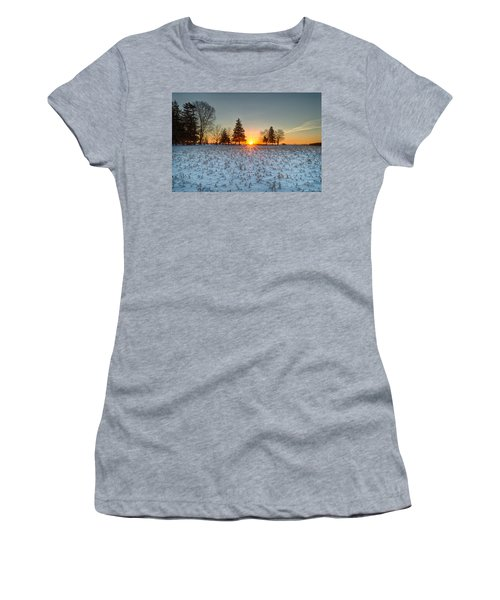 At First Light Women's T-Shirt
