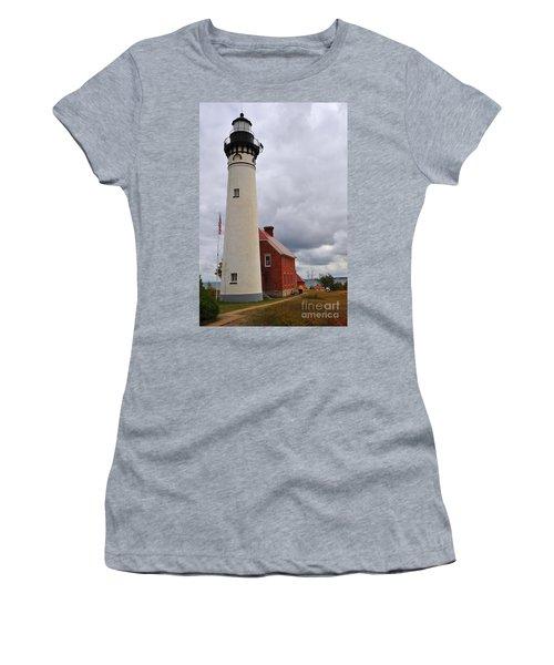 Au Sable Point Light Women's T-Shirt