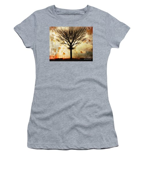 Autum Wind Women's T-Shirt