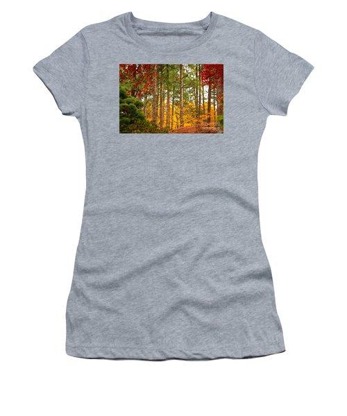 Autumn Canvas Women's T-Shirt
