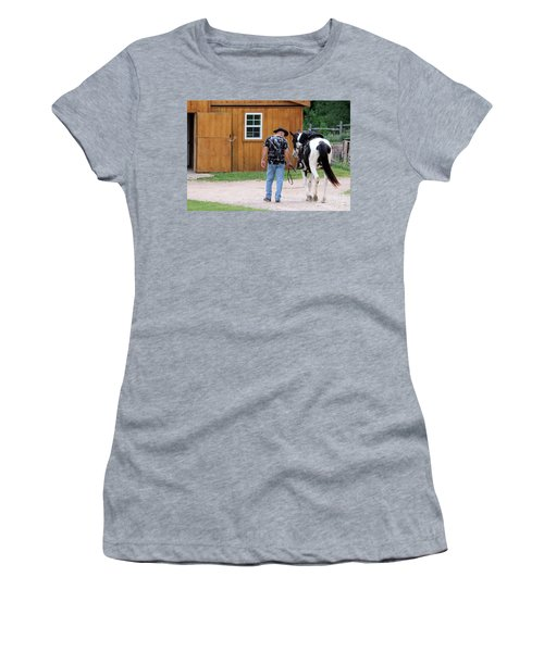 Back To The Barn Women's T-Shirt