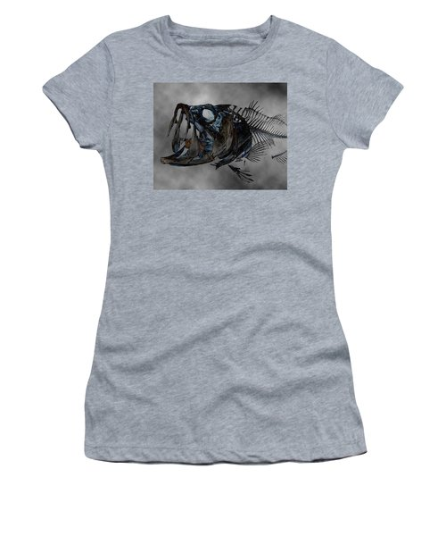 Bass Art Women's T-Shirt (Junior Cut) by Tbone Oliver