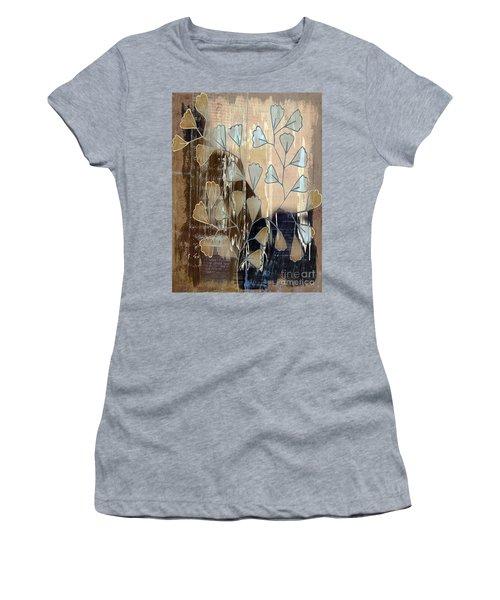 Be-leaf - Beige A05t3a Women's T-Shirt