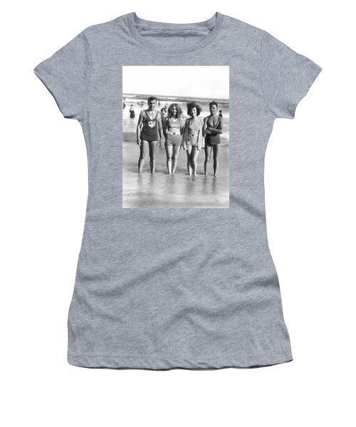 Beach Fashion Parade Winners Women's T-Shirt