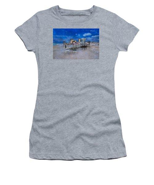 Beach Scholar  Women's T-Shirt