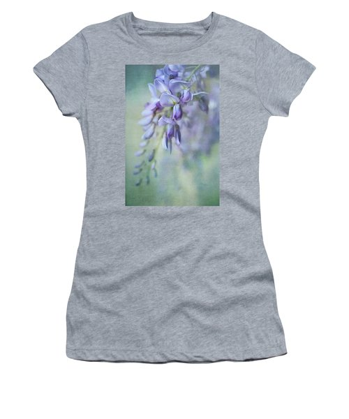 Beautiful Blue Women's T-Shirt (Athletic Fit)
