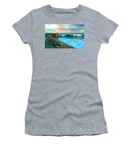 Beauty Of The Pier Women's T-Shirt