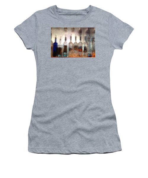 Behind The Bar Women's T-Shirt (Athletic Fit)