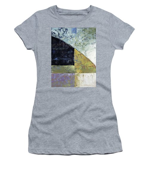 Bent On Abstraction Women's T-Shirt