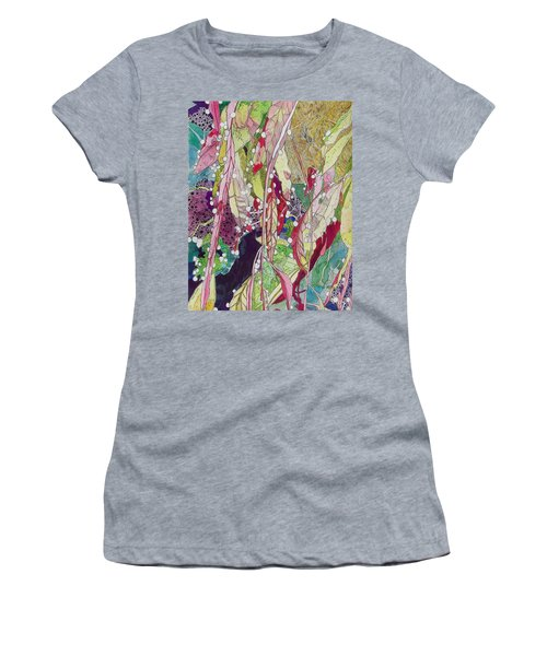 Berries And Cactus Women's T-Shirt