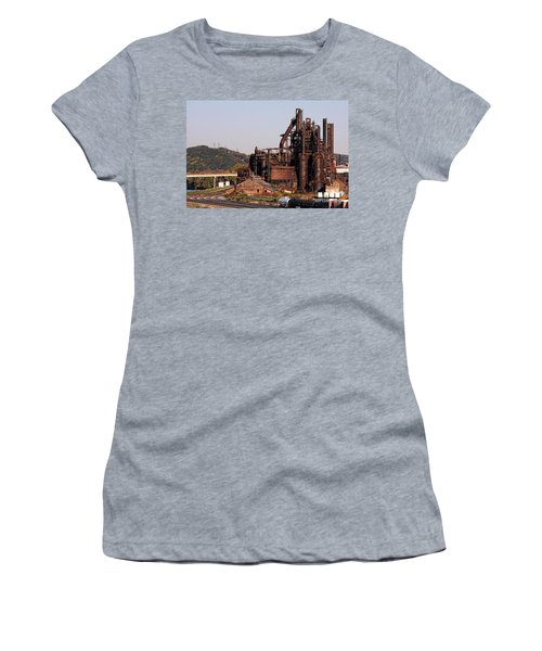 Bethlehem Steel # 8 Women's T-Shirt