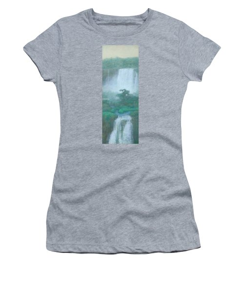 Between Falls Women's T-Shirt