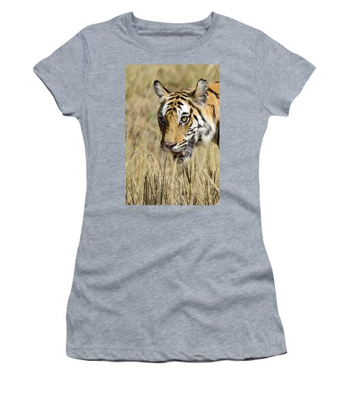 Beware Women's T-Shirt (Athletic Fit)
