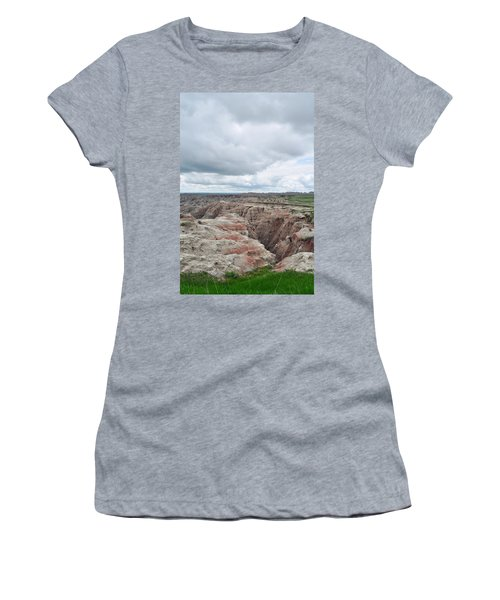 Big Badlands Overlook Women's T-Shirt