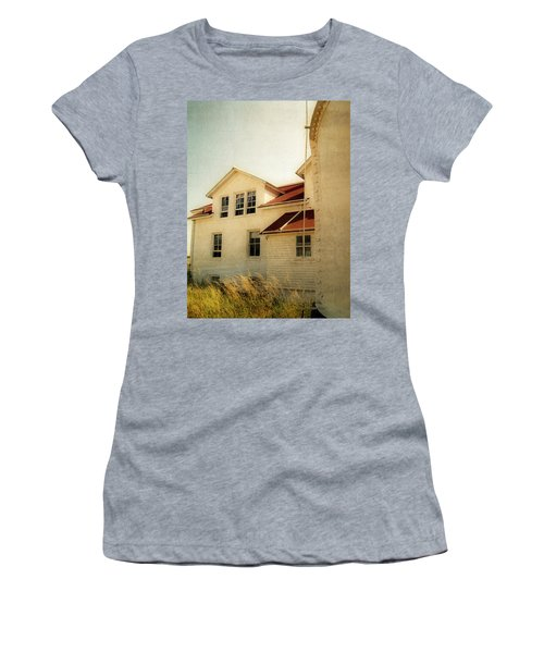 Big Sable Lighthouse At Ludington State Park 2.0 Women's T-Shirt (Athletic Fit)