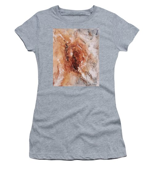 Birth Of The Earth 01 Women's T-Shirt (Athletic Fit)