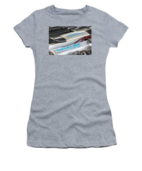Birthday Car - Engine Bay Women's T-Shirt
