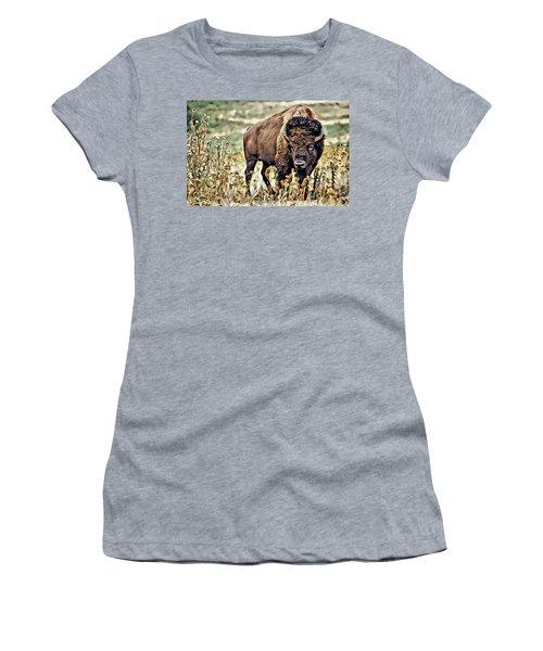 Bison Women's T-Shirt