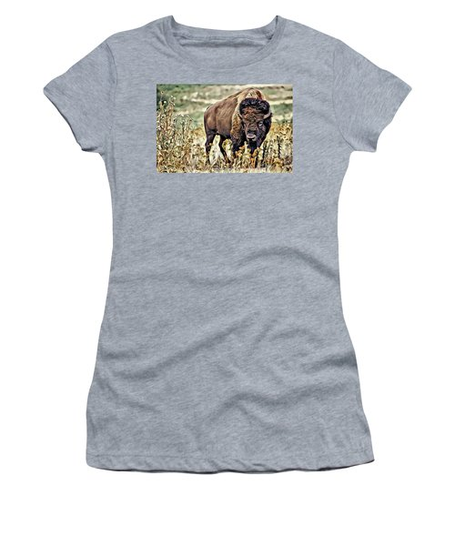 Bison Women's T-Shirt