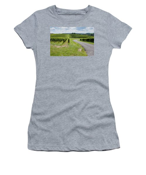 Maryland Vinyard In August Women's T-Shirt