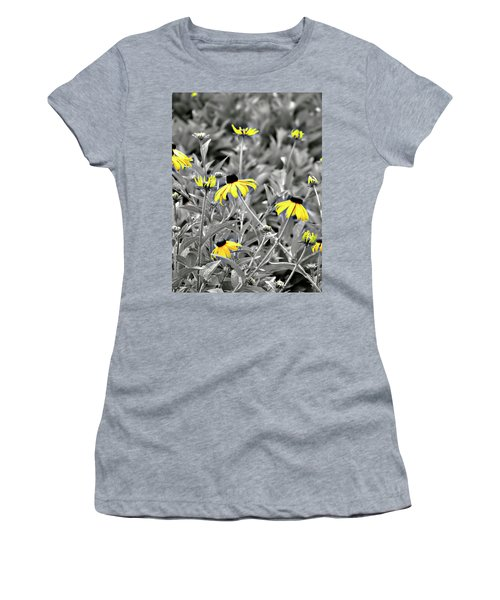Black-eyed Susan Field Women's T-Shirt