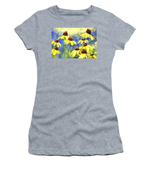 Blackeyed Beauties Women's T-Shirt