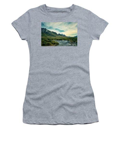 Blackstone River  Women's T-Shirt